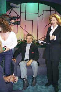 Stephen J. Cannell and Heather Hale on Lifestyle Magazine